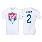 USA YEDLIN Core Crest T-Shirt