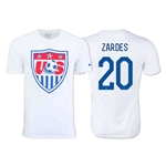 USA ZARDES Core Crest T-Shirt