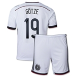 Germany 2014 GOTZE Home Mini Kit