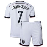 Germany 2014 SCHWEINSTEIGER Home Mini Kit