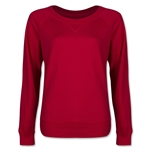 Junior Lightweight Pullover (Red)