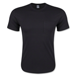 Men's Pocket T-Shirt (Black)