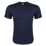 Men's Pocket T-Shirt (Navy)