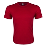 Men's Pocket T-Shirt (Red)