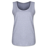 Women's Scoopneck Tank (Gray)