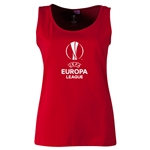 UEFA Europa League Women's Scoopneck Tank (Red)