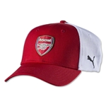 Arsenal Mesh Fitted Cap