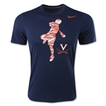 Nike Virginia Lacrosse Dri-FIT Legend T-Shirt (Navy)