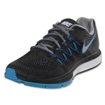 Nike Air Zoom Vomero Running Shoe (Cool Grey/Black/Blue Lagoon/White)