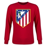 Atletico Madrid Core Youth LS T-Shirt (Red)