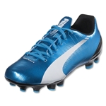 PUMA evoSPEED 5.3 FG Graphic Junior