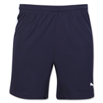 PUMA Women's Pitch Short (Navy/White)