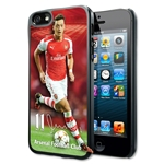 Arsenal 3D Ozil iPhone 5/5s Hard Case