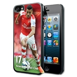 Arsenal 3D Alexis iPhone 5/5s Hard Case