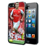 Arsenal 3D Wilshere iPhone 5/5s Hard Case