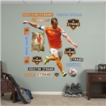 Houston Dynamo Davis Fathead Wall Decal
