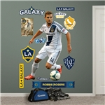 LA Galaxy Rogers Fathead Wall Decal