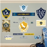 LA Galaxy Logo Fathead Wall Decal