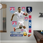 USA Dempsey Fathead Wall Decal