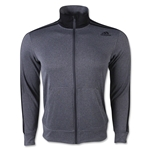 adidas Ultimate Fleece Training Jacket (Dk Grey)