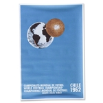 1962 FIFA World Cup Poster