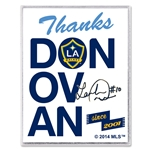 LA Galaxy Donovan Pin