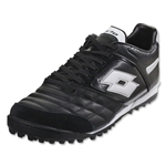 Lotto Stadio Potenza III 300 TF (Black/White)