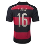 Germany Philipp Lahm Away Soccer Jersey