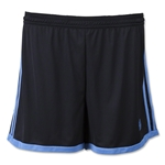 adidas Women's Tastigo 15 Knit Short (Black/Sky)