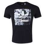 adidas Burned Stamp T-Shirt (Black)