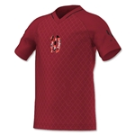 adidas Youth Messi Icon T-Shirt (Red)