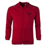 adidas Youth Messi Hoodie (Red)