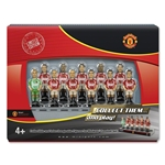Manchester United Foosball Set Figures (Pack 11)