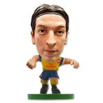 Arsenal Ozil Away Mini Figurine 14/15