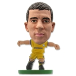 Chelsea Hazard Mini Figurine 14/15