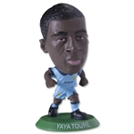 Manchester City Yaya Toure Mini Figurine 14/15