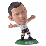 Manchester United Rooney Away Mini Figurine