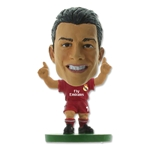 Real Madrid 14/15 Ronaldo Away Mini Figurine