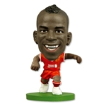 Liverpool Balotelli Mini Figurine 14/15