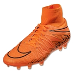Nike Hypervenom Phatal II DF FG (Total Orange)