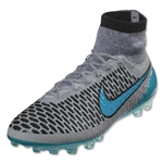 Nike Magista Obra AG R (Wolf Gray/Turquoise Blue)