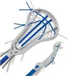 Brine Dynasty Complete Lacrosse Stick (Royal)