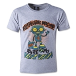 Nutmegging Machine T-Shirt