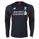 Liverpool 15/16 LS Home Goalkeeper Jersey