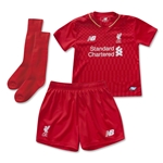 Liverpool 15/16 Home Little Boys Kit