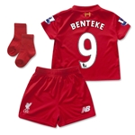 Liverpool 15/16 BENTEKE Home Baby Kit