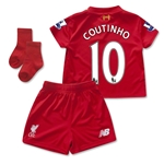 Liverpool 15/16 COUTINHO Home Baby Kit