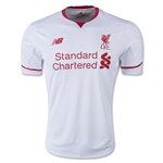 Liverpool 15/16 Away Soccer Jersey