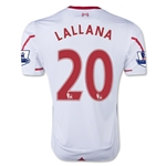 Liverpool 15/16 LALLANA Away Soccer Jersey