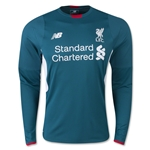 Liverpool 15/16 LS Away Keeper Jersey